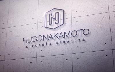 Identidade Visual Hugo Nakamoto – De Onde Veio a Inspiração